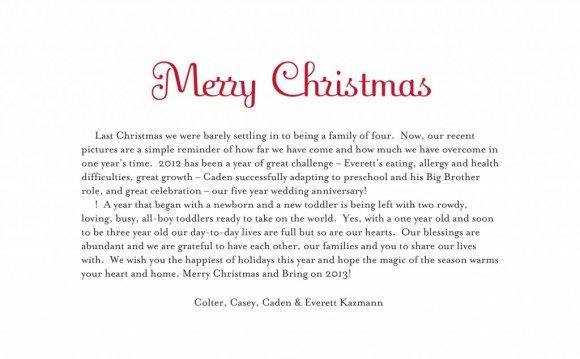2012 Kazmann Christmas Card