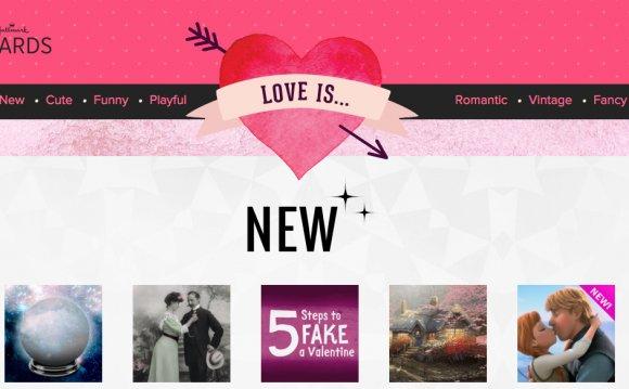 Free Valentine s Day hallmark