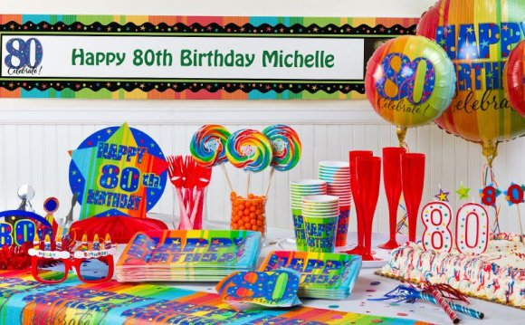 A Year To Celebrate 80th