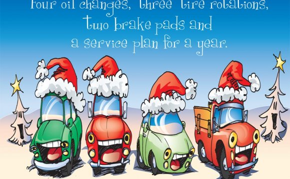 Car Care Days Auto Body Card