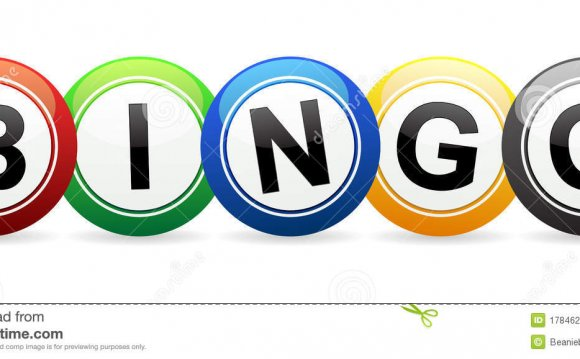 Bingo Balls Royalty Free Stock