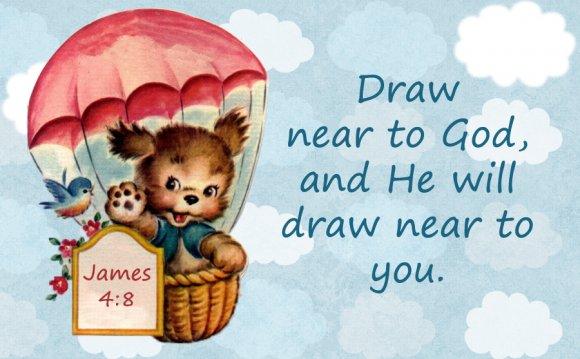 Draw near to God Free