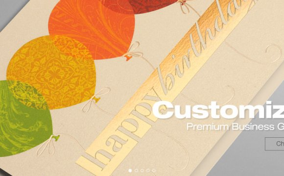 Business Greeting Cards: Bulk
