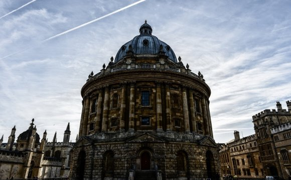 Radcliffe Camera greetings