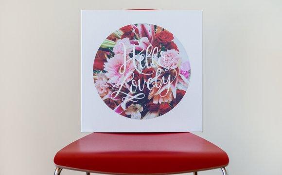Create prints that look like