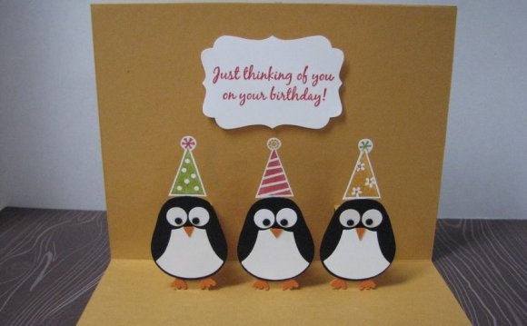 Card for their birthday