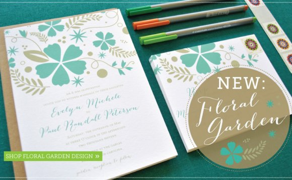 Delphine Invitations Gallery