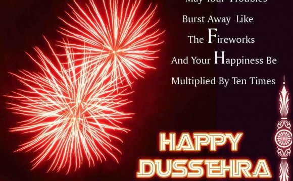 Dussehra Greeting Cards Images