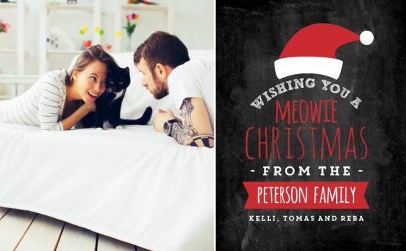 Christmas Card Ideas With