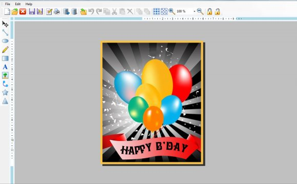 Birthday Cards Designing