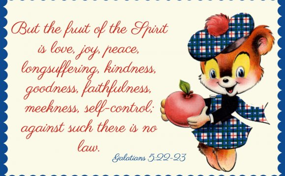Fruit of the Spirit Free