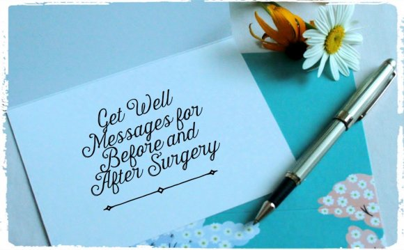 Get Well Messages for Someone