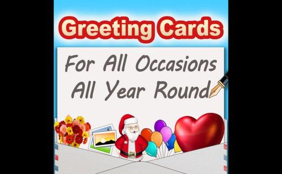 Greeting Cards App - Free