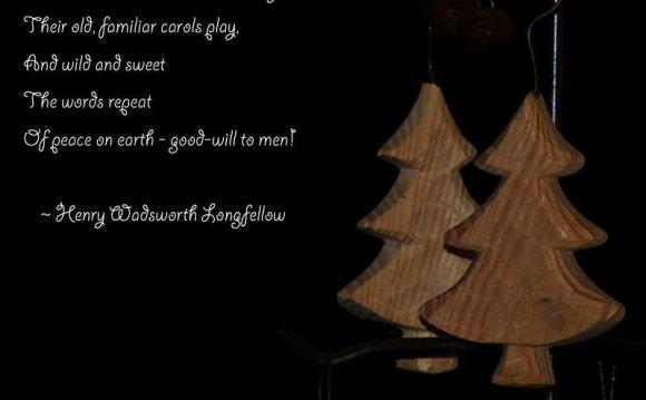 Greetings On Christmas Cards