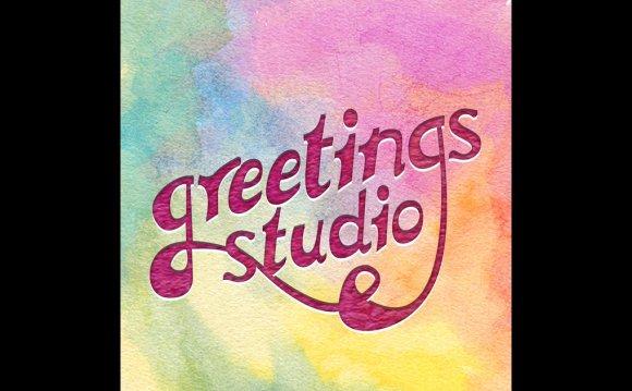 Greetings Studio (Personalized