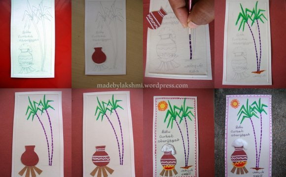 How to make handmade greeting