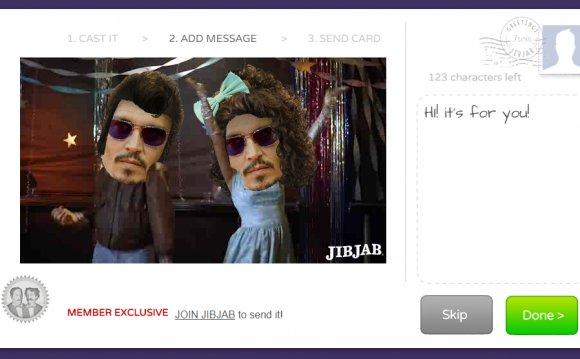 JibJab ecard done