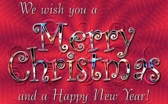 Merry Christmas & Happy New
