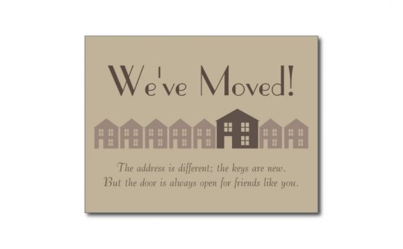 New Address Postcard | Zazzle