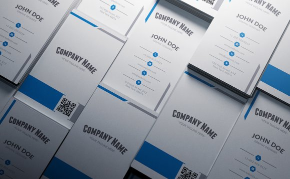 Popular Business Card