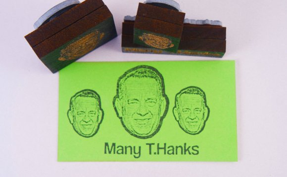Many Thanks - Tom Hanks Thank