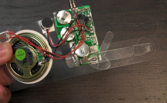 10sec Recordable Voice Module