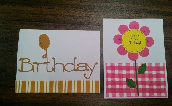 NEW BIRTHDAY CARD DESIGNS