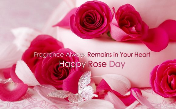 Rose Day Lovely greeting card