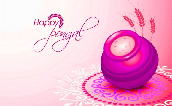 Happy Pongal greetings wishes