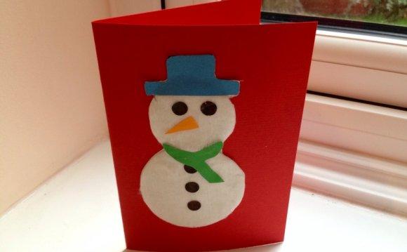 Snowman, snowman craft