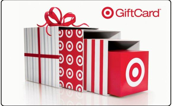 Target Christmas Card
