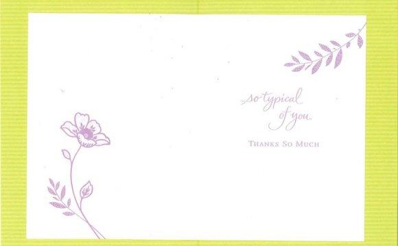 Thank You Flowers Gratitude