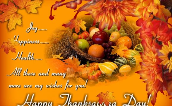 Thanksgiving ecard by Jothi