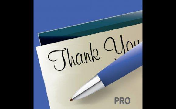 ThankYouPro -Mail Thank You