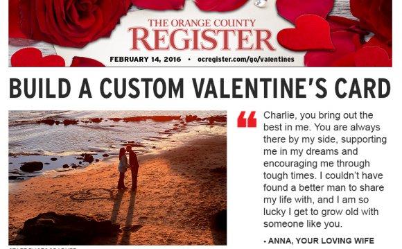 Valentine s Day e-cards