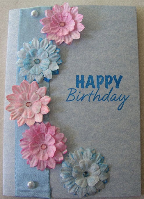Diy Birthday Cards Ideas Picture Cards