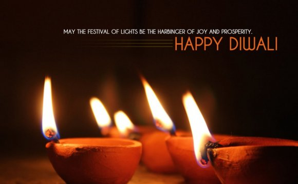 Photos of Diwali greeting cards
