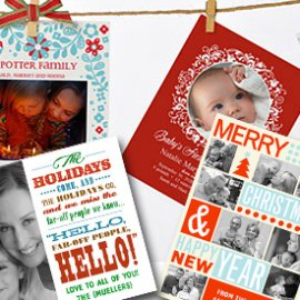 6 Online Services for Custom Holiday Cards