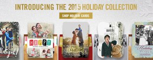 Affordable Holiday Christmas cards that you can personalize and buy online