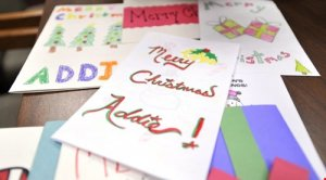 Are Christmas cards being replaced by emoji texts?