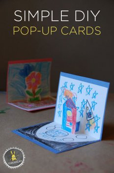 Birthday Card Ideas Pop-Up Cards