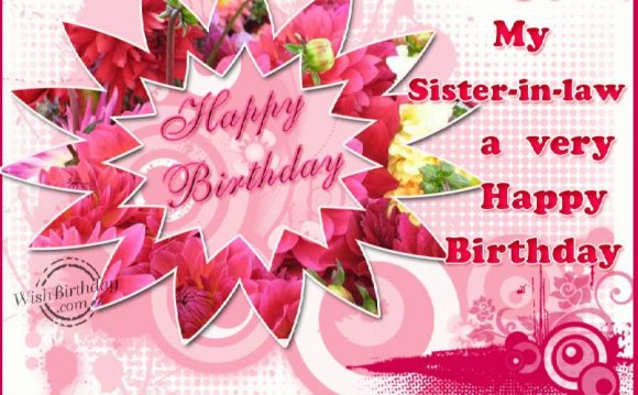 Happy Birthday Greeting cards for my Sister