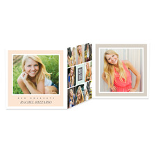 Charming Class Graduation Announcements