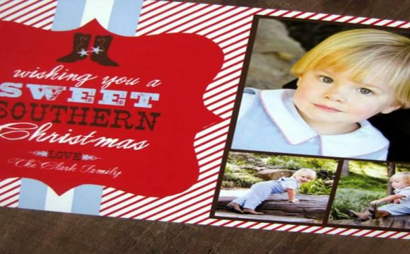 Animated personalized Christmas cards