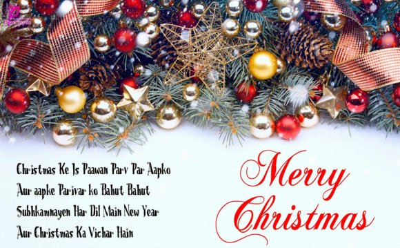 Christmas New Year Greetings Cards Messages