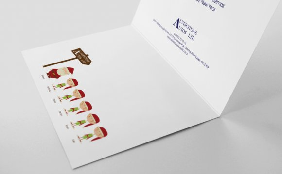 Design your own Xmas cards