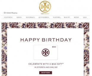 Effective Birthday Emails that Lit Up Our Inbox