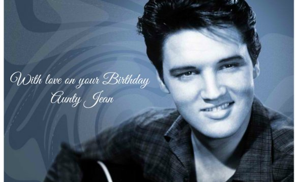 Elvis Presley Greeting cards