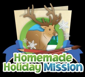 For this Mission, we asked you to help protect the Boreal Forest by making your own holiday cards out of materials that you have around your home instead of buying new cards. We were amazed with how many of you took on this Mission!