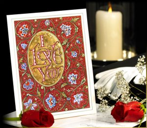 Gilded Age Greetings - custom greeting cards